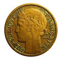 1933 FRANCE 2 FRANC COIN  #P379