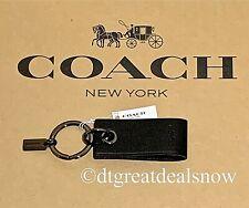 NWT COACH LEATHER 8GB USB KEY FOB COACH F31012 $78