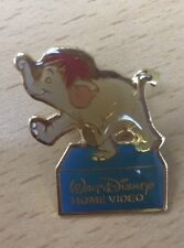 Pin 3574 Walt Disney Home Video - The Jungle Book - Baby Elephant Hathi Junior