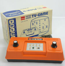 SHARP Color TV GAME Console System Boxed Ref 101736 XG-106 Tested