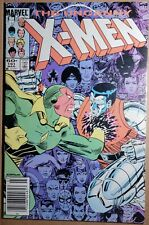 New listing Uncanny X-Men 191 Marvel Comic Book / Gath and Selene (Black Queen) / Avengers