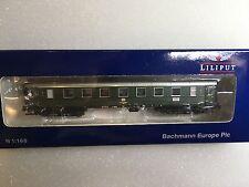 Liliput L364539 N Gauge Express Coach 1st Class DB EP IV New T48 Post