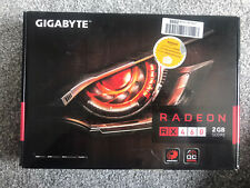 GIGABYTE AMD Radeon RX 460 2GB GDDR5 Graphics Card (GV-RX460WF2OC-2GD)