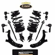 Front Strut Coil Spring Assembly & Suspension  Kit 2002-2006 Sentra