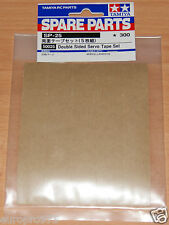 Tamiya 50025 Double Sided Servo Tape Set (TT01/TT02/TA01/TA02/TA05/TA06/TL01)