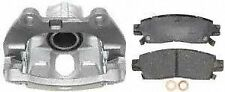ACDelco 18R2079 Rear Left Rebuilt Brake Caliper With Pad