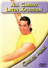 All Cardio Latin Xplosion with Carlos Arias by Carlos Arias