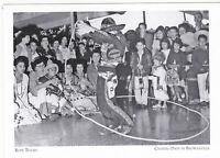 "*Postcard-""Rope Tricks w/Lasso"" -1960's- @ Charro Days @ Brownsville Tx (A50-2)"