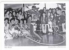 "*POSTCARD-""Rope Tricks w/Lasso"" -1960's- @ Charro Days @ Brownsville Texas (#15)"