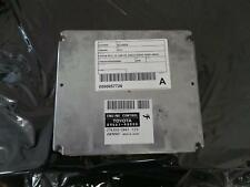TOYOTA KLUGER ECU ENGINE ECU, 3.5, 2GR-FE, GSU40-GSU45, 89661-48D00, ECU ONLY, 0