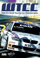 FIA WTCC World Touring Car Championship - Official Review 2006 (New DVD)