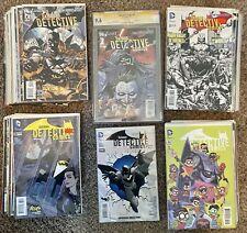 Detective Comics New 52 #1 (CGC SS 9.6) FULL Run of 106 Book Lot +44 VARIANTS NM