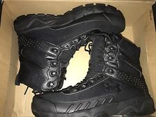 Under Armour Valsetz 2.0 Boots UA Mens Black Police/Military Sz 9 Wide NIB