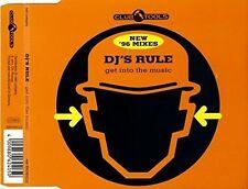 DJ's Rule Get into the music (New '96 Mixes) [Maxi-CD]