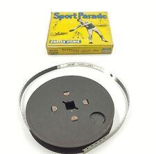Sport Parade Castle Films No 338 Sport Thrillers 8mm Film Vintage Headline
