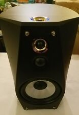 Sony SS-HA1 3 Way Hi Res Speaker Audio black, pair