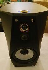 Sony SS-HA1 3 Way Hi Res Speaker Audio black, pair