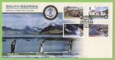 South Georgia 2008 International Polar Year set First Day Cover
