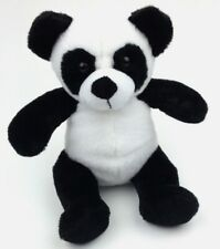 """Cute Panda Bear Small Plush Stuffed Animal 10"""" Best Made Toys International"""