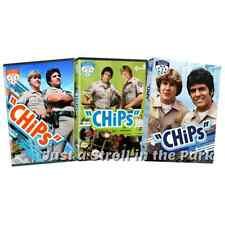 Chips: WB TV Series Complete Season 1 2 3 Box Set(s) DVD Collection NEW!
