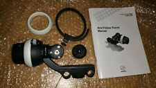 Sachtler Ace Lens Follow Focus with 15mm Rod and Gear Ring for DSLR or Video Cam