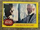 1977 Topps Star Wars Series 3 Trading Cards 34