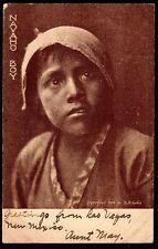 RARE & ORIGINAL 1904 EDWARD S CURTIS ~ NAVAHO BOY ~ SOUTHWEST NAVAJO INDIAN