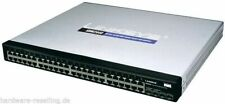 "CISCO SRW2048 Switch, 48 x 1000 MBit, 4 x SFP 19"" Rackmount"