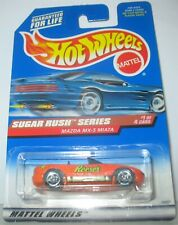 Hot Wheels - Mazda MX-5 Miata (1998)