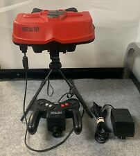 Nintendo Virtual Boy Console - Tested & Working - Working Displays and Audio