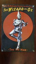 """The Wizard of Oz Fred R. Hamlin's Musical Extravaganza 17.5"""" x 12.5"""" Metal Sign"""