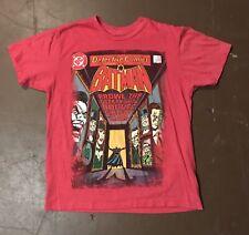 DC Comics Originals Batman T Shirt Adult L