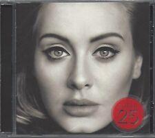 Adele/25 * NEW CD 2015 * NUOVO *