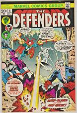 DEFENDERS#8 VF 1973 MARVEL BRONZE AGE COMICS