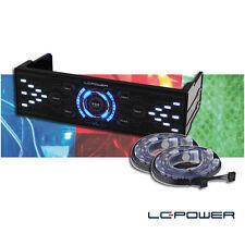 LC-Power - Lüftersteuerung LC-CFC-LED - für 6 Lüfter - mit Beleuchtungssystem