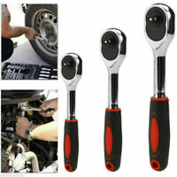 1/2 3/8 1/4 Torque Drive Socket Ratchet Wrench Spanner Quick Release 24 Tool