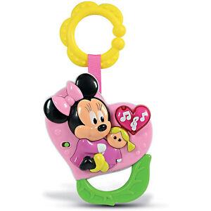 Jouet pour les Enfants Schellenstab Electronique Clementoni Disney Minnie 2760