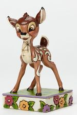 Disney Traditions Bambi Personality Pose Young Prince Statue New