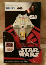 Disney  Philips Star Wars LED Key Chain (The Ghost Ship).(New)