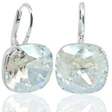 Ohrringe mit Swarovski Elements Crystal Moonlight