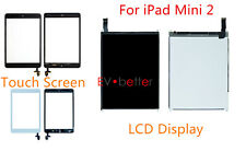 Retina LCD Display + Touch Screen IC Home button For iPad Mini 2 A1489 1490 1491