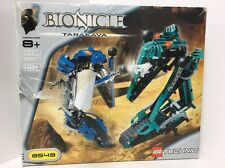 2001 Bionicle Tarakava Lego Technic Set # 8549 - New Open Box