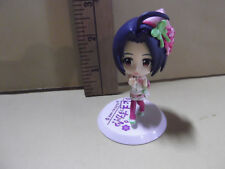 """THE IDOLM @ STER Miura Azusa 3""""in Mini Figure Colorful Outfit"""