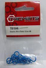 TB1046 Trickbits Coche Parte De Repuesto Azul Eléctrico Pequeño En ángulo