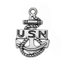 Military Wife 21mm Antiqued Silver Plated Charms C0470-5 20PCs 10