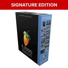 Image Line FL Studio 20 Signature Edition Digital Audio Software Windows *New*