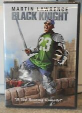 Black Knight (DVD, 2013) RARE 2001 MARTIN LAWRENCE COMEDY BRAND NEW