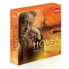Gustav Holst: Collector 's Edition 6 CD NUOVO