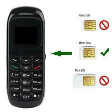 L8STAR BM70 MINI Klein GSM Handy Bluetooth Dialer Mobiltelefon M3I8 Weiß Sc N4U4