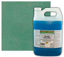 Professional Easy To Apply Concrete Acid Stain Azure Sky 1 Gallon